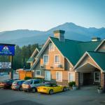 Foto de Canadas Best Value Inn Valemount