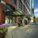 芝加哥奧尼酒店