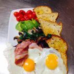 Cafe One58 Big Breakfast