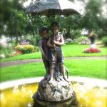 Seward Mansion Gardens