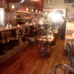 The Restaurant Area