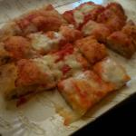 Boa pizza!