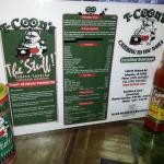 Cajun Country Kitchen with all the spice of life