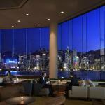 InterContinental Hong Kong Lobby Lounge