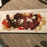 Delicious Hanger Steak Appetizer