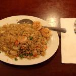 Gee's Garden - Shrimp Fried Rice