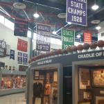 Indiana Basketball Hall of Fame Foto