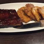 Ribs with Plantains (Tostones)