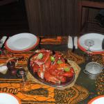 1er plateau fruits de mer de Chloé