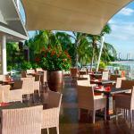 Beachfront Terrace