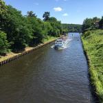 Un canale navigabile