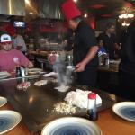 The Japanese food served was very good. The staff was very helpful and courteous . The location
