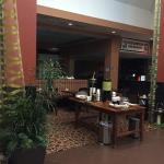 Coffee Station in Lobby