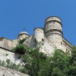 Het kasteel van Le Barroux