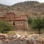 A typical Berber village