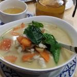 Soups and Green Tea