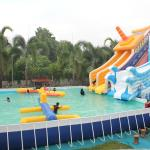 Apj Inflatable Waterpark