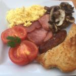 Breakfast - Remember, this is how I like it, have yours as you like it