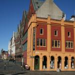 The Hanseatic Museum -first building at Bryggen