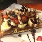 Benim favori waffle'larım :)