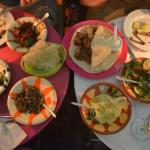 This restaurant is a real highlight. You should defently try the MEZZE (pics)! We came back the