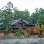 The Lodge on Echo Lake overlooking Echo Lake
