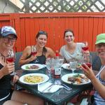 Casual dinner at Wild fire Grill, Osoyoos