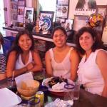 The Girls at Casa Borrega.