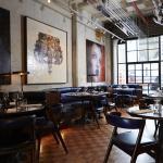 Union Street Cafe interior