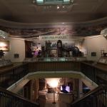 Pioneer Gallery with exhibits on the history of Stockton