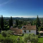 Panoramic view from the Restaurant Balcony