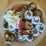 plate #3.. the asian apetite :P