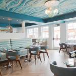 Chair 5, a new restaurant at Narragansett boutique hotel, The Break.