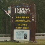 First restaurant you come to on the Turnagain Arm if traveling from Anchorage.