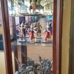 A fun display cabinet
