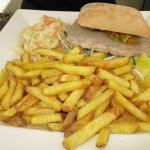 Thunfisch-Burger Fr. 32.60
