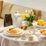Café da Manhã na Suíte