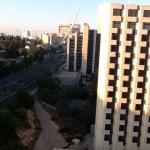 Vistas de la ciudad desde mi habitación