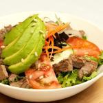 asian mix salad