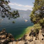 The beautiful Okanagan Lake