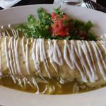 Epic burrito!