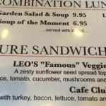 Leo's Cafe Foto