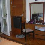 room and balcony entrance door