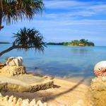 Overlooking Erakor Island.