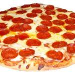 Pepproni Pizza