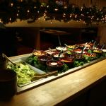 Full Salad Bar included with every entree