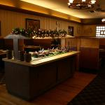 Enjoy Prime Rib,  Fresh Seafood or Italian favorites in our dining room