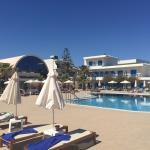 Poolbereich Kosta Mare