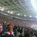 GBK Indonesia vs Arab Saudi 2