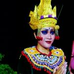 Legong of Mahabrata Epic Foto